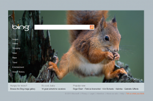 Bing.com Squirrel